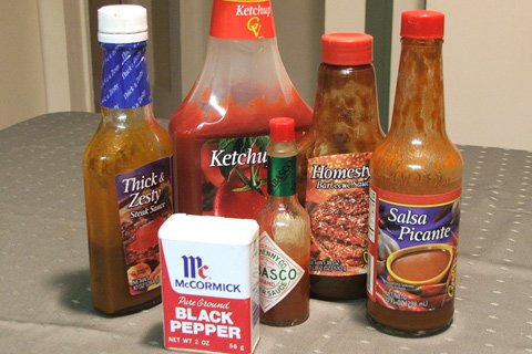 Low Sugar and Low Sodium Condiments Can Help You Enjoy Your Food While Reducing Calories.