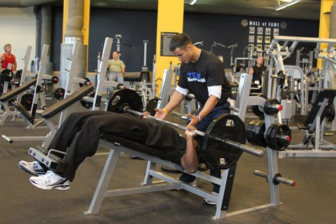 Make Sure Your Progressions In Weight Increases Are Not Causing You To Sacrifice Proper Form.