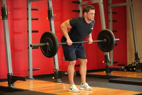 Many Forget About The Degree Of The Biceps Involvement During Back Workouts, Performing Rowing Movements.