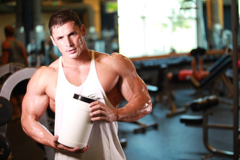 Protein Powder Good for Muscle Gain