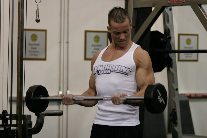 The Number One Priority Of Any Muscle Gaining Workout Program Should Be Lifting Heavier And Heavier Weights.