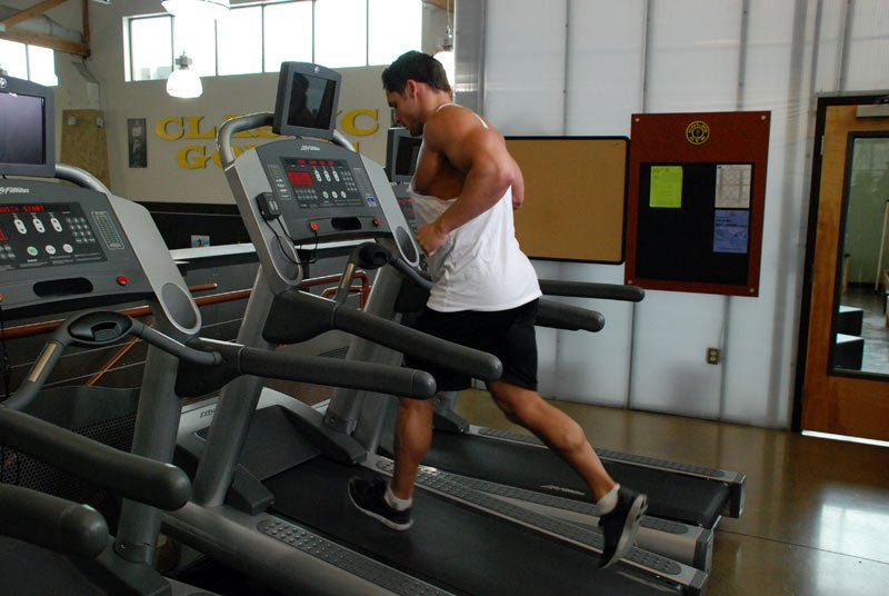 clicking proform noise treadmill