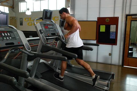 Nobody Really Enjoys Being On A Treadmill Or An Exercise Bike.