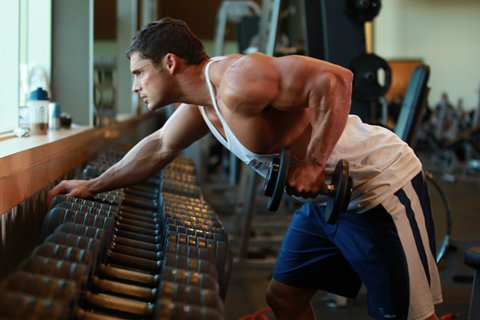 If You Perform The Majority Of Your Exercises On Machines, Try Easing Your Way Into Free Weights One Exercise At A Time