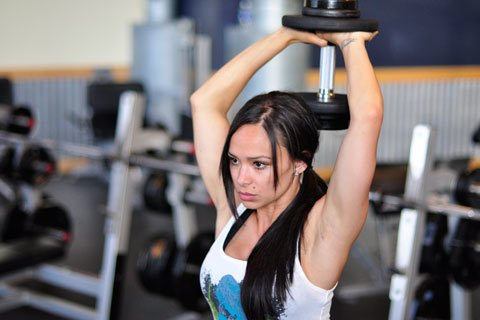 Start Weight Training Today To Build Bone Mass And Combat Osteoporosis Later In Life.