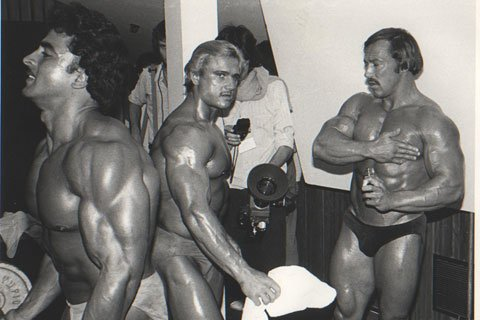 "Your Average Pro Bodybuilder In 1976 Was About 5'10"", 210 Pounds, And 8% Body Fat."