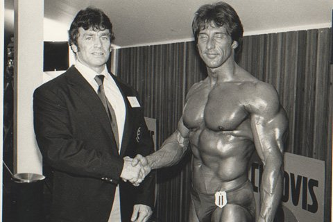 Frank Zane Had One Of The Greatest Sets Of Abdominals In History