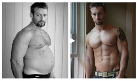 Kris Gethin Knows Firsthand What It Takes For A Successful Transformation.
