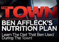 Ben Affleck Nutrition Plan