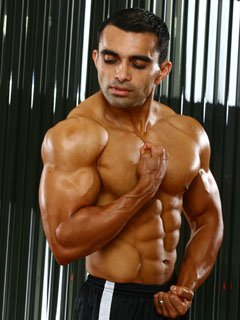 Top Celebrity Nutritionist Rehan Jalali.