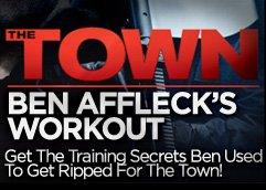Ben Affleck Workout Program