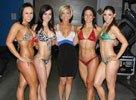 Jamie Eason Swimsuit Fashion Show Photos.