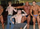 Mr. Puniverse Competition Photos.