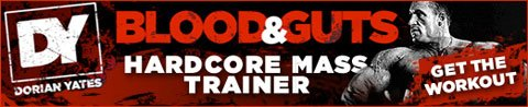 Blood & Guts Workout Available Now!