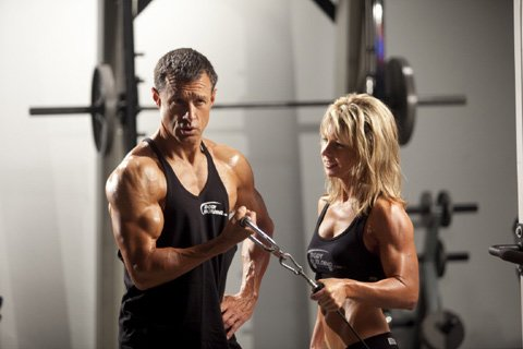 As A Bodybuilder, You Surround Yourself With People Who Support You And Cheer You On.