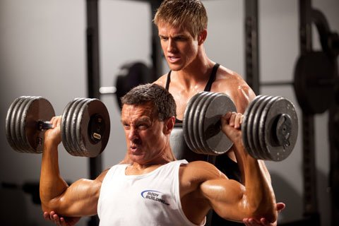 Bodybuilding Will Help You Focus On Something Besides Your Problems.