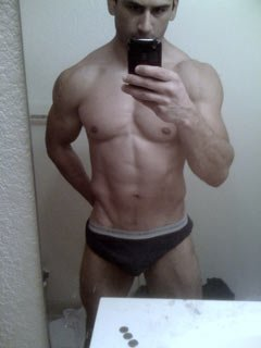 January 2010 BodySpace Member Of The Month, Inspired916 Took Himself From Skinny To Lean And Muscular.