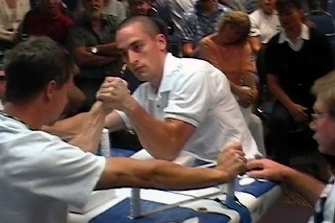 Armbender Competed In His First Arm Wrestling Competition In 2000, And He Was Hooked.