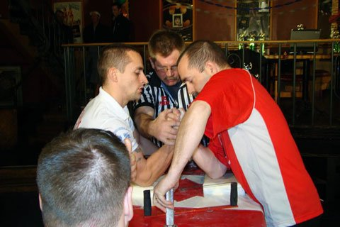 Arm Wrestling Has Such A High Camaraderie, That You Feed Off Of Everyone You Compete With.