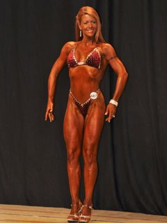 My Short Term Goals Are To Make My IFPA Pro Figure Debut In Spring/Summer 2011.