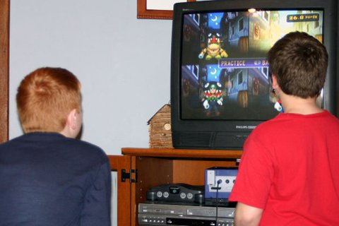 Surely You Find Your Kids Spending Half Of Their Day In Front Of Your Television.