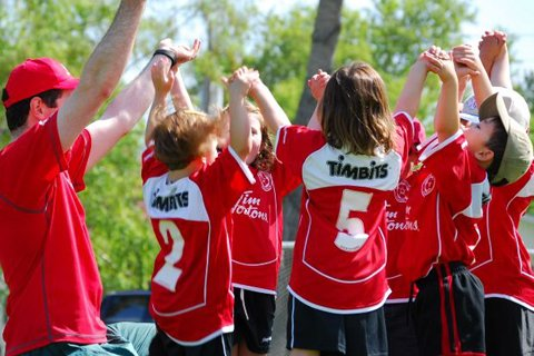 Encouraging your kids to participate in sports is a great alternative to video games.