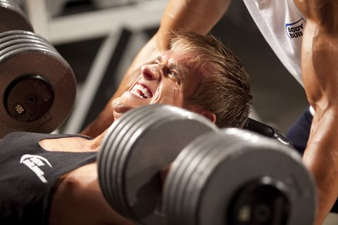 Varying Your Rep Ranges Will Allow You To Hit Every Type Of Muscle Fiber.