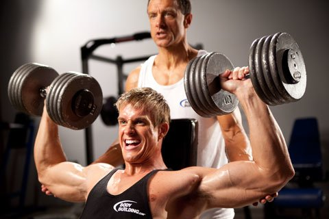 Your Deltoids Can Take A Lot Of Punishment And Recover Faster Than Other Muscle Groups.
