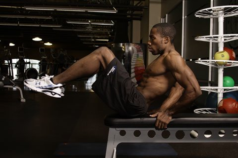 Mix Up Your Abdominal Exercises As Often As Possible To Prevent Adaptation.
