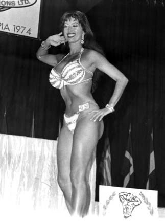 Kellie's Groundwork Undoubtedly Enabled The Formation Of Women's Competitive Bodybuilding.