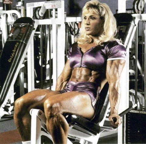 Kellie Marks The Kim Chizavsky Era As The End Of Female Bodybuilding.