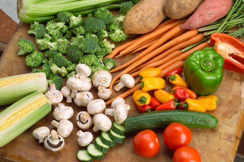 Vegetables Are Out, Not Entirely, But Should Be Decreased