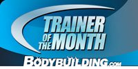 Personal Trainer Of The Month