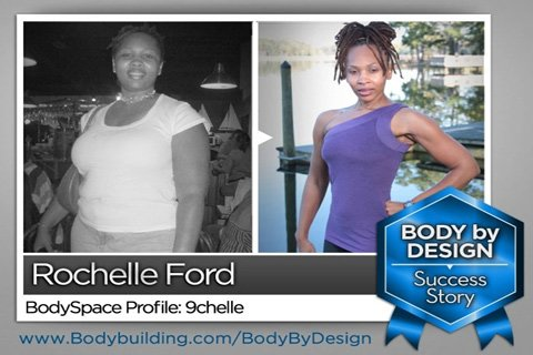 Rochelle Ford
