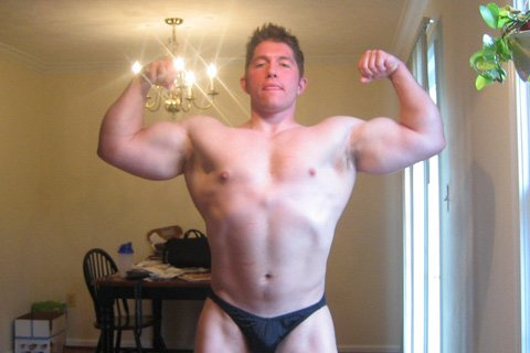 I Always Thought That You Had To Have A Big 'Bulking' Off Season To Put On Muscle.