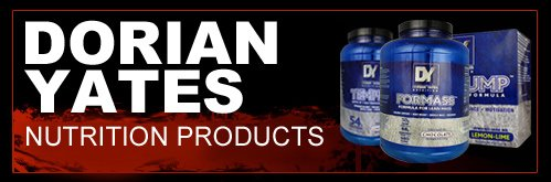 20% Off Dorian yates nutrition products