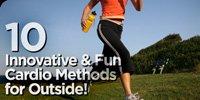 Outdoor Cardio Tips!