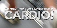 Benefits Of Cardio!