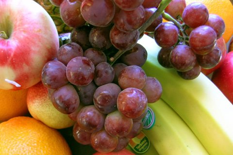 Red Grapes Are Loaded With Resveratrol - A Compound That Improves Memory And Cognition