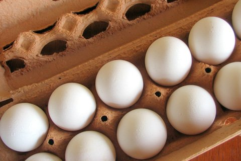 Among The Many Nutrients In Egg Yolks, You'll Find Choline And Phosphatidyl Serine