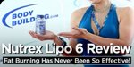 Nutrex Lipo 6 Review: Fat Burning Has Never Been So Effective!
