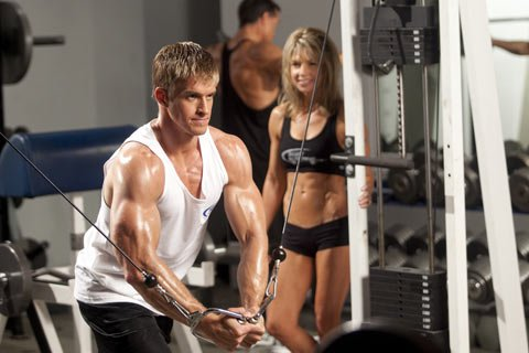 Hormones Boosted By Resistance Training Result In Less Body Fat As Well As More Muscle.