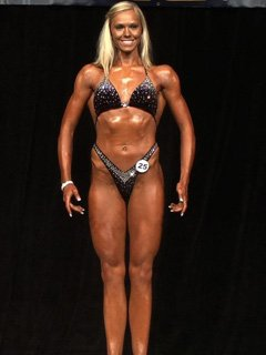 I Competed In My First NPC Figure Show Placing Scond In My Height Class And Becoming Nationally Qualified