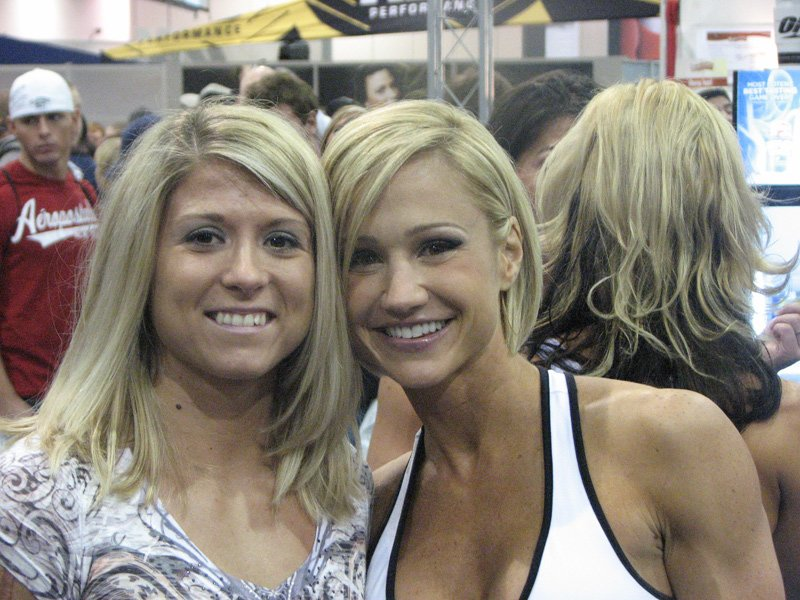 I Learned About Bodybuilding.com Through Jamie Eason. She Truly Is An Inspiration To Me