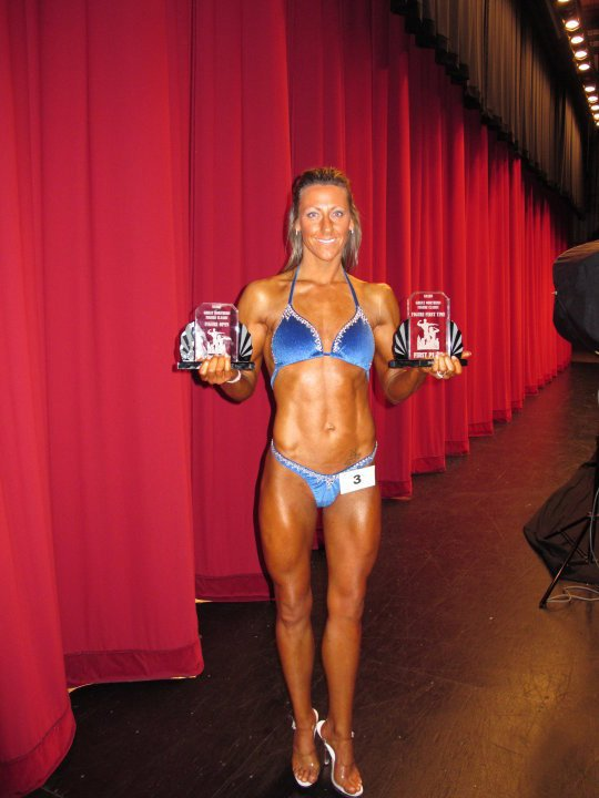 Diet for Figure Competition Female - Bing