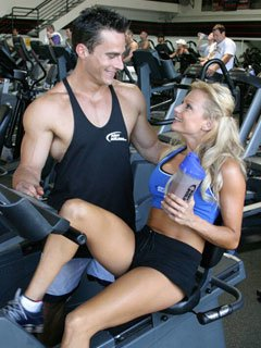 You Can Exercise Together As Training Partners.