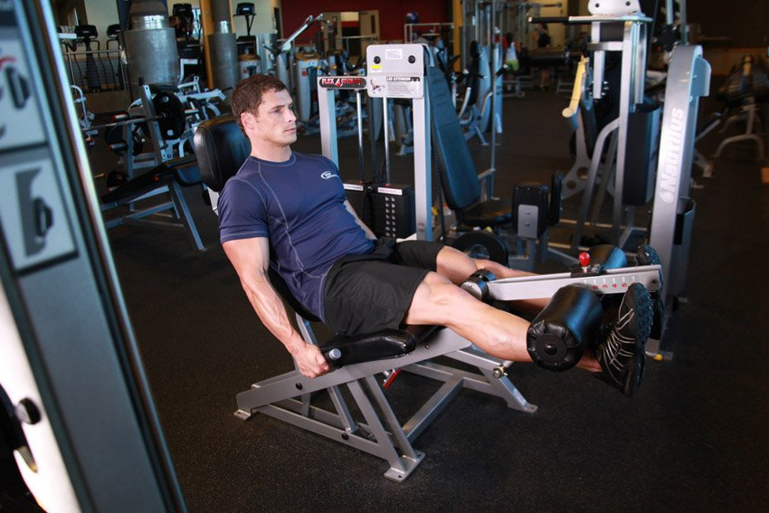 Typically A Leg Extension Machine Has Very Little Carryover To The Improved Power Or Endurance Of
