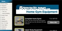 High Quality Home Gym Equipment!