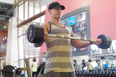 People Are Products Of Their Environment And Working At Bodybuilding.com Is No Exception.