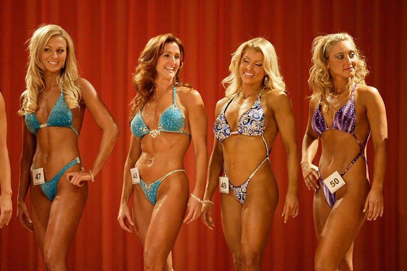 Bikini contest tips